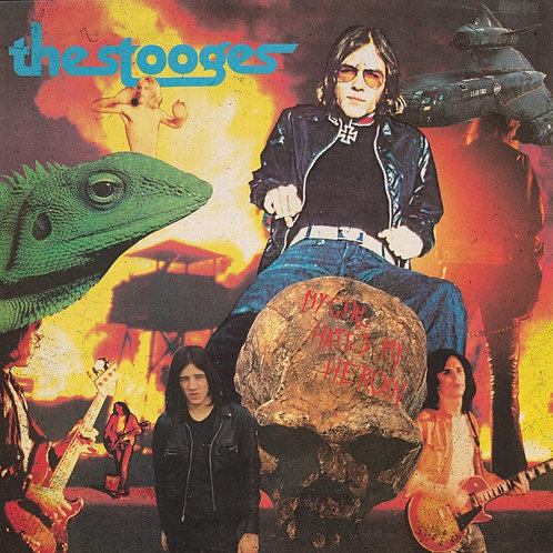 The Stooges - My Girl Hates My Heroin LP Released 18/12/20