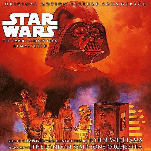 John Williams - Star Wars: The Empire Strikes Back Soundtrack Released 20/11/20