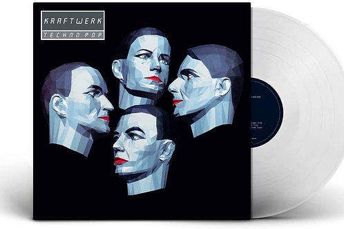 Kraftwerk - Techno Pop LP Released 09/10/20