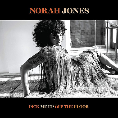 Norah Jones - Pick Me Up Off The Floor LP Released 12/06/20