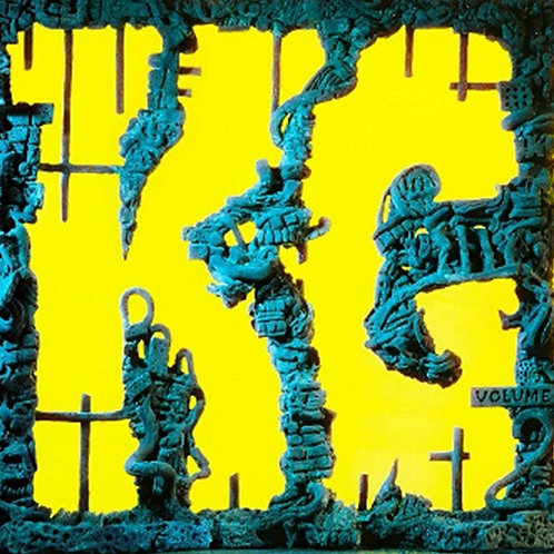King Gizzard And The Lizard Wizard - K.G. LP Released 15/01/21