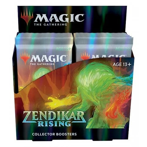 Magic the Gathering: Zendikar Rising Collector Booster Box