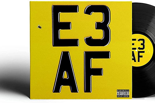 Dizzee Rascal - E3 AF LP Released 30/10/20