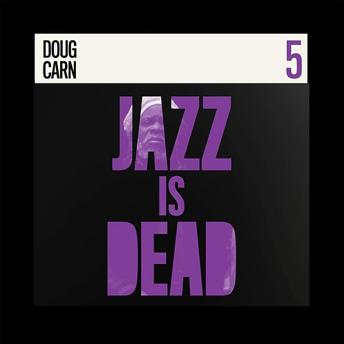 Doug Carn/Adrian Younge/Ali Shaheed Muhammad - Jazz Is Dead Vol 5 CD
