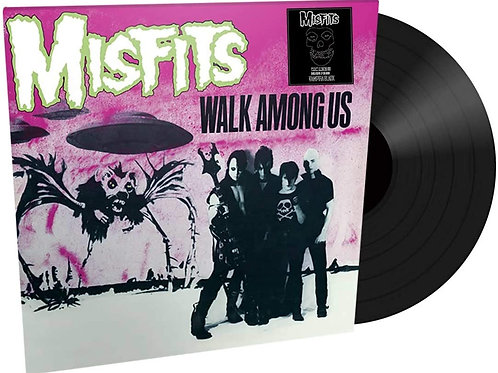 Misfits - Walk Among Us LP Released 31/07/20
