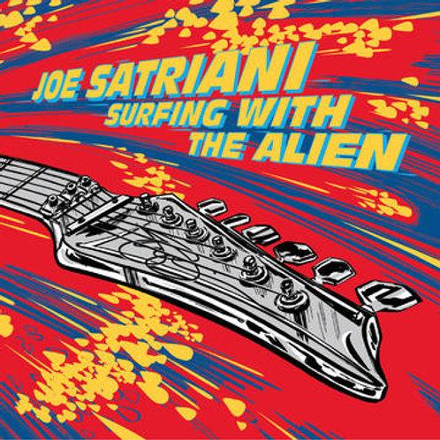 Joe Satriani - Surfing With the Alien LP Black Friday 2019
