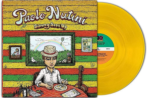 Paolo Nutini - Sunny Side Up LP Released 27/11/21