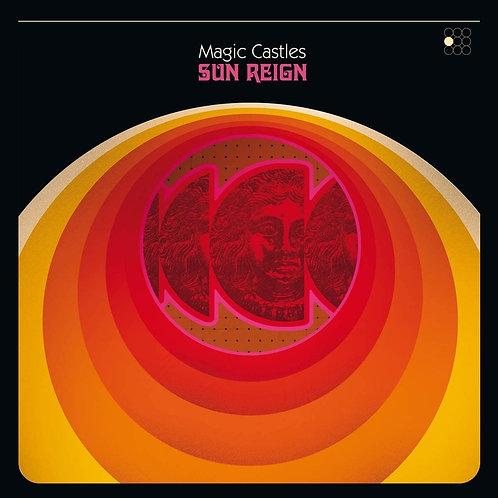Magic Castles - Sun Reign - Gold LP Released 30/04/21