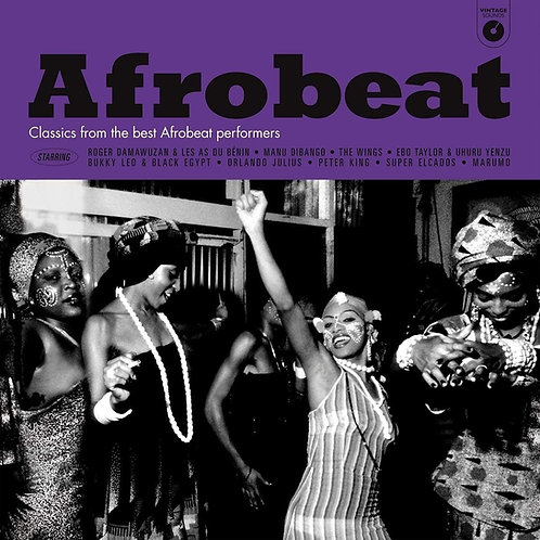 Various Artists - Afrobeat LP Released 11/06/21