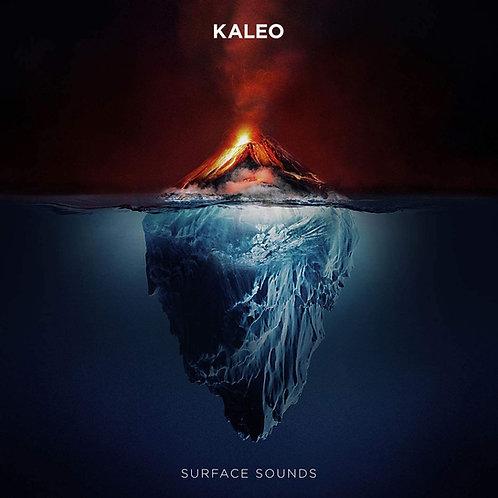 Kaleo - Surface Sounds - White Vinyl LP Released 23/04/21