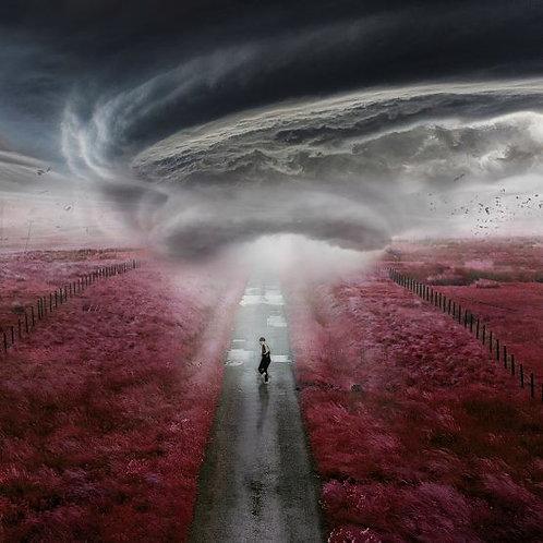 "Dylan Fraser - The Storm EP - 12"" Vinyl"