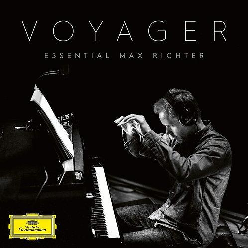 Max Richter - Voyager: Essential Max Richter LP Box Set Released 29/11/19