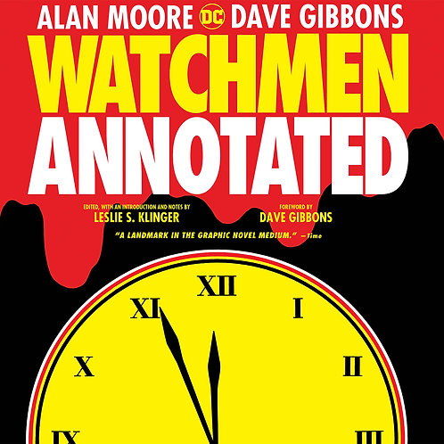 WATCHMEN ANNOTATED (Signed)