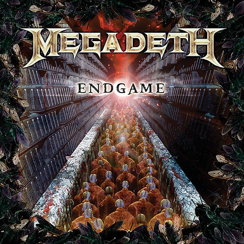 Megadeth - Endgame LP Released 26/07/19