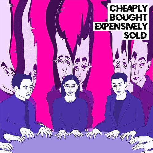 Declan Welsh And The Decadent West - Cheaply Bought Expensively Sold LP 18/10/19