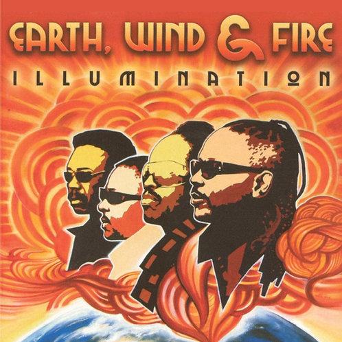 Earth, Wind & Fire - Illumination LP Released 27/03/20