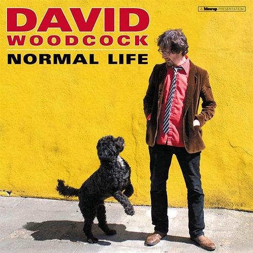 David Woodcock - Normal Life CD Released 04/10/19