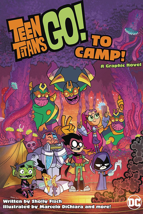 Teen Titans Go:To Camp