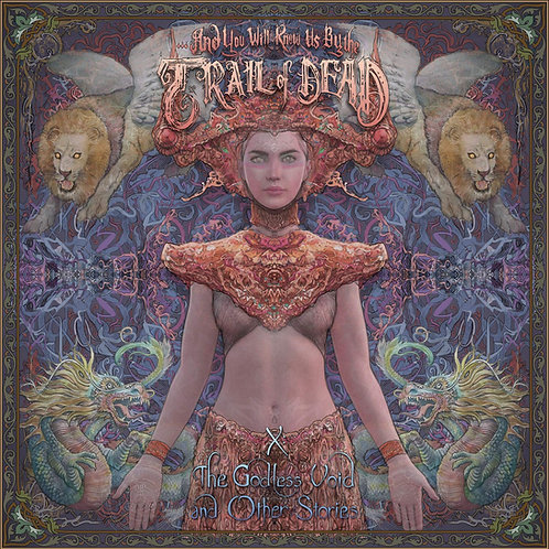 And You Will Know Us By The Trail Of Dead - X: The Godless Void... CD 17/01/20