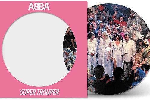 """ABBA - Super Trouper 7"""" Picture Disc Released 30/10/20"""