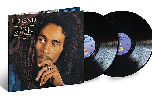 Bob Marley & The Wailers - Legend 35th Anniversary LP Released 14/06/19