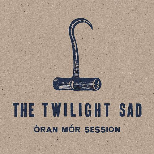 The Twilight Sad - Oran Mor Session LP Released 18/10/19