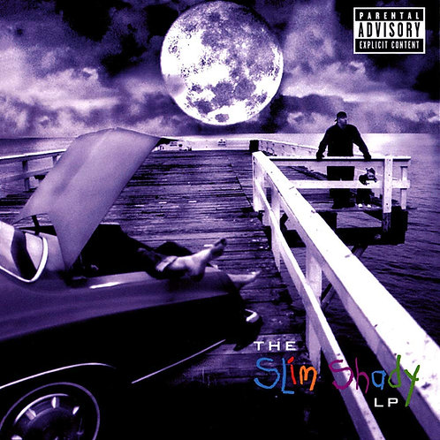 Eminem - The Slim Shady LP 20th Anniversary Edition Released 13/12/19