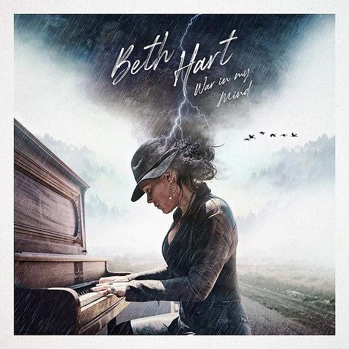 Beth Hart - War In My Mind LP Released 27/09/19