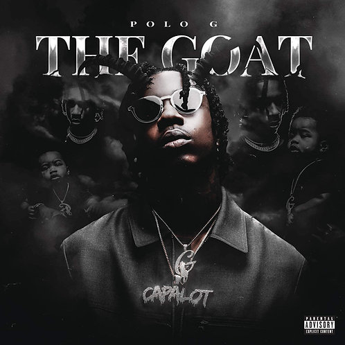 Polo G - The Goat LP Released 05/02/21