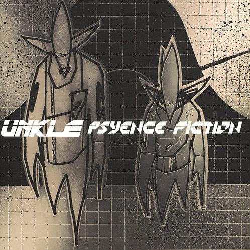 Unkle - Psyence Fiction LP
