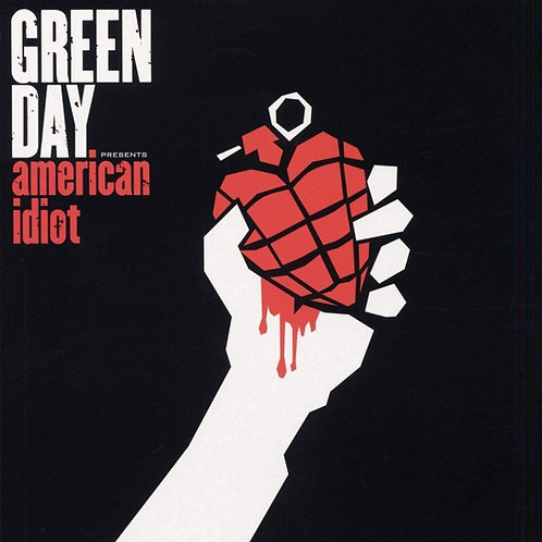 Green Day - American Idiot LP - Special Limited Edition