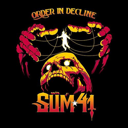 Sum 41 - Order In Decline CD Released 19/07/19