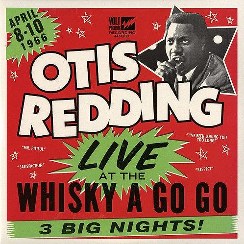 Otis Redding - Live At The Whisky A Go Go LP Released 11/12/20