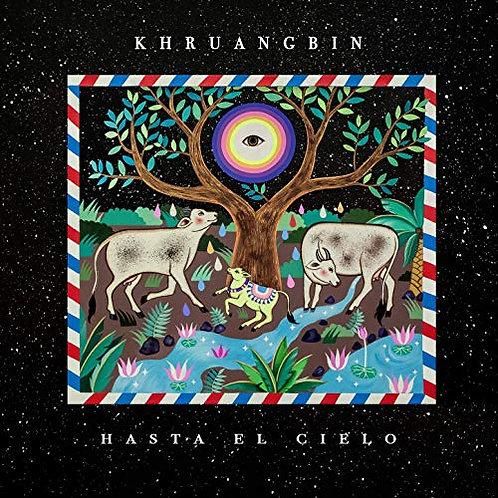 Khruangbin - Hasta El Cielo LP Released 12/07/19