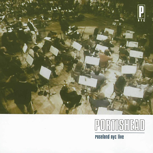 Portishead - Roseland NYC Live LP