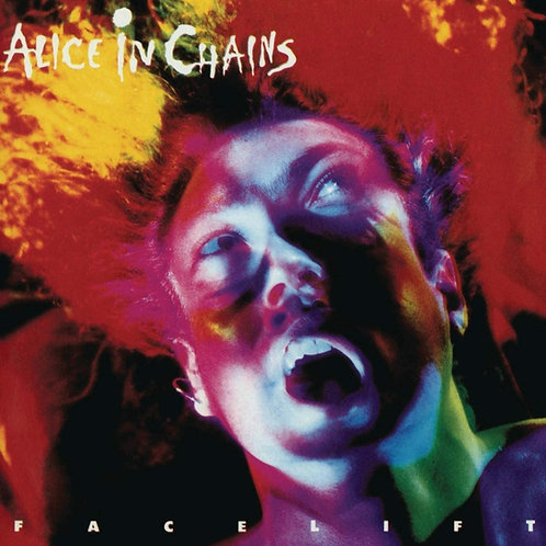 Alice In Chains - Facelift LP Released 08/01/21