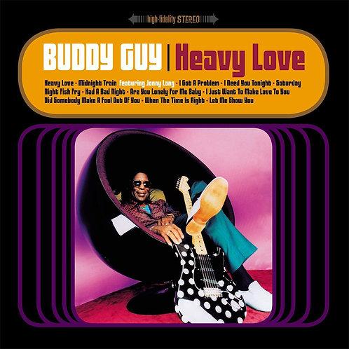 Buddy Guy - Heavy Love LP Release 15/11/19