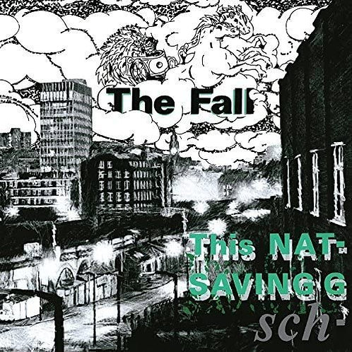 The Fall - This Nation's Saving Grace LP