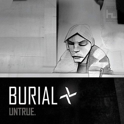 Burial - Untrue - Vinyl LP