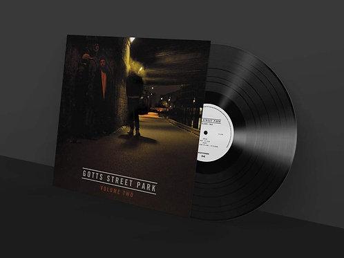 Gotts Street Park - Volume 2 LP Released 15/01/21