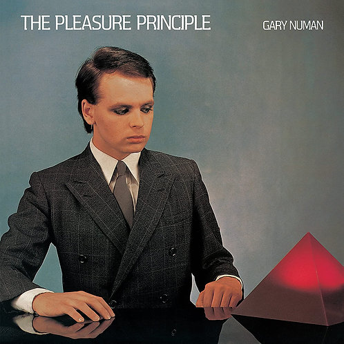 Gary Numan - The Pleasure Principle LP