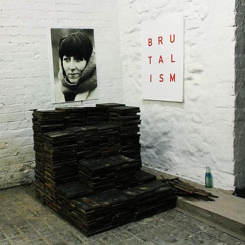 Idles - Brutalism LP