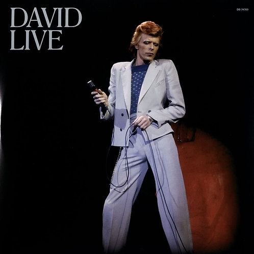 David Bowie - David Live LP