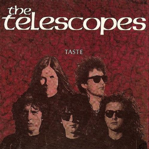 The Telescopes - Taste LP Released 13/09/19