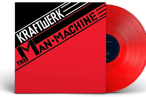 Kraftwerk - The Man Machine LP Released 09/10/20