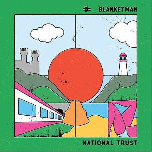 """Blanketman - National Trust EP - 12"""" Vinyl Released 16/07/21"""