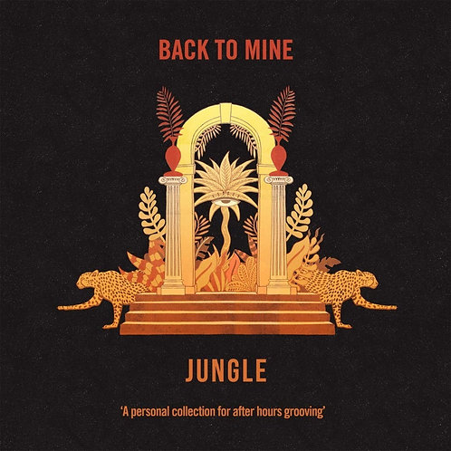 Various Artists - Jungle: Back To Mine LP Released 25/10/19