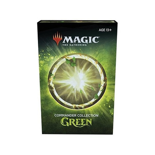 magic the gathering COMMANDER COLLECTION GREE.