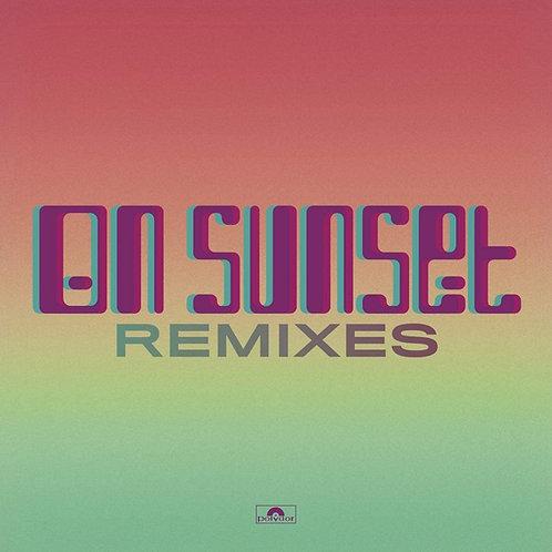 Paul Weller - On Sunset Remixes EP Released 27/11/20