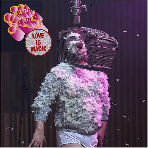 John Grant - Love Is Magic LP